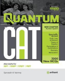 Quantitative Aptitude Quantum Cat 2020
