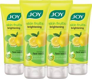 Joy Skin Fruits Brightening Lemon Face Wash