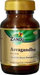 Zandu Asvagandha Pure Herbs