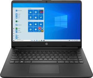 HP 14s Celeron Dual Core - (8 GB/256 GB SSD/Windows 10 Home) 14s-dq3017TU Thin and Light Laptop