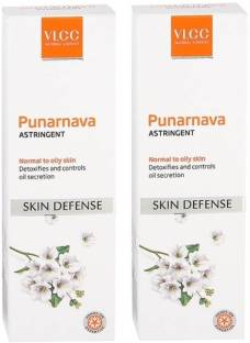 VLCC Punarnava Skin Defense Astringent (Pack of 2) Men & Women