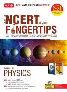 Objective Ncert at Your Fingertips for Neet-Aiims - Physics