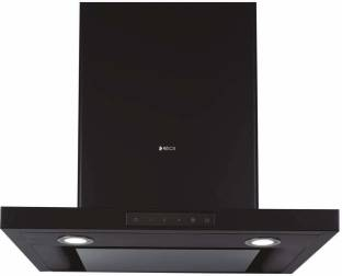 Elica SPOT H4 TRIM EDS 60 NERO Wall Mounted Chimney