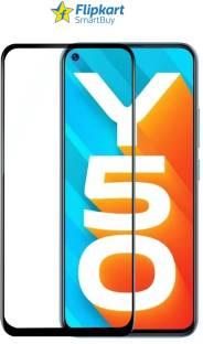 Flipkart SmartBuy Edge To Edge Tempered Glass for Vivo Y50