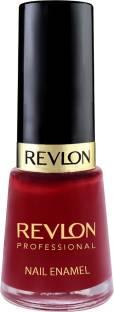 Revlon NAIL PAINT RAVEN RED (487)