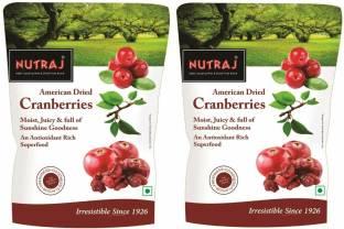 Nutraj Sweet and Tart Sliced American Dried Cranberries