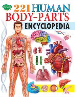 221 Human Body Parts Encyclopedia   By Sawan