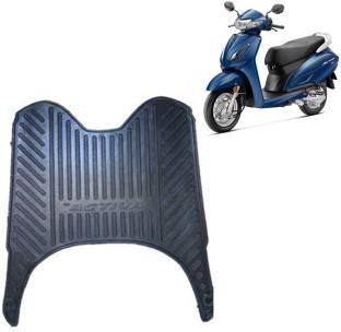 Ramanta Washable Floor Mat Honda Activa 6G Two Wheeler Mat
