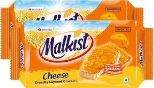 Malkist Cheese Crackers Family Pack