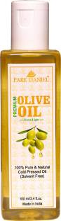 PARK DANIEL Extra Light Olive Oil- 100 % Pure and Natural(100 ml) Hair Oil