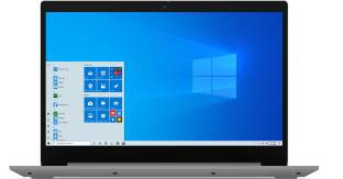 Lenovo Ideapad 3 Core i3 10th Gen - (4 GB/1 TB HDD/Windows 10 Home) 81weideapad 3 15iil05 Laptop