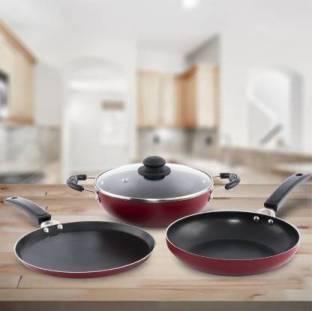 Flipkart SmartBuy Induction Bottom Cookware Set