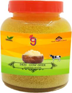 99Auth 1kg Ghee Pure Desi Cow Zero Adulteration Ghee Ghee 1000 kg Mason Jar