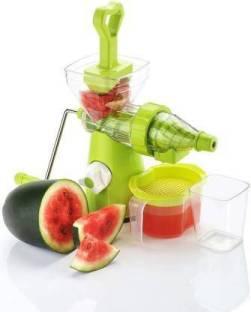 N V Enterprise Manual juicer MASTER JUICER 0 Juicer (1 Jar, Green)