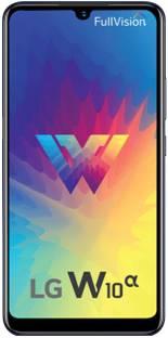 LG W10 Alpha (Black, 32 GB)