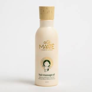 MAATE Baby Hair Massage Oil Hair Oil