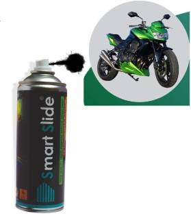 SMART SLIDE Multipurpose Black Color Spray Paint for Cars / Bikes / Furniture / Plastic / Wood / Glass...
