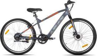 Hero Lectro Clix 26T SS 26 inches Lithium-ion (Li-ion) Electric Cycle