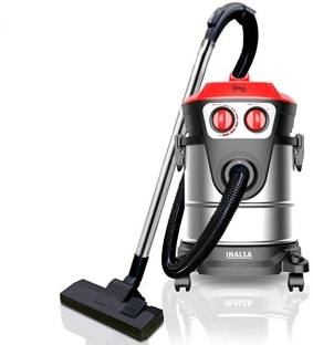 Inalsa Micro WD21 with 3 in 1 Multifunction Wet/Dry/Blowing|Hepa Filteration & 21KPA Powerful Suction ...