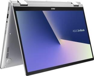 ASUS ZenBook Flip 14 Ryzen 7 Quad Core 3700U - (8 GB/512 GB SSD/Windows 10 Home) UM462DA-AI701TS 2 in ...