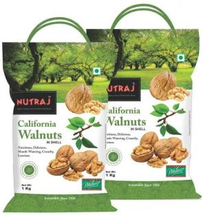 Nutraj California Inshell Walnuts