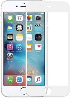 electmart Edge To Edge Tempered Glass for Apple iPhone 6s, Apple iPhone 6