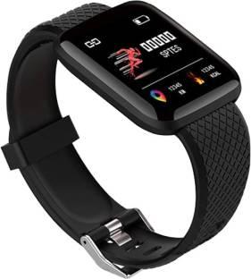 KAMATASSOCIATES ID116 Plus Smart Band Wristband Unisex