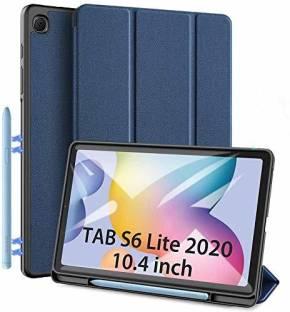 YAOJIN Flip Cover for Samsung Galaxy Tab S6 Lite 10.4 Inch