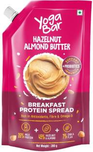Yogabar Hazelnut Almond Butter Spread 200