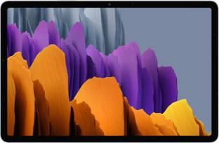 SAMSUNG Galaxy Tab S7+ 6 GB RAM 128 GB ROM 12.4 inch with Wi-Fi Only Tablet (Mystic Silver)