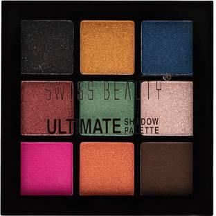 SWISS BEAUTY Ultimate EyeShadow Palette SB-706 9 g