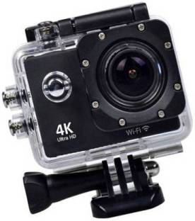 Pradarshan Action Camera 4K Action Camera 16MP Sony Sensor Vision 3 Underwater Waterproof Camera 170°...