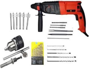 Tulsway 900W 26mm rotary hammer drill machine Arka with accessories Rotary Hammer Drill (26 mm Chuck S...