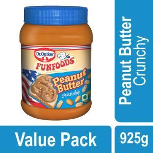 FUN FOODS Peanut Butter Crunchy 925 g