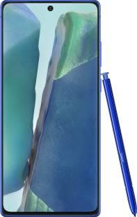 SAMSUNG Galaxy Note 20 (Mystic Blue, 256 GB)