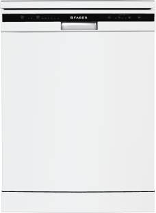 FABER FFSD 6PR 12S Neo White Free Standing 12 Place Settings Dishwasher