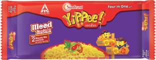 YIPPEE Mood Masala Instant Noodles Vegetarian