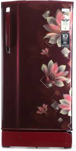 Godrej 190 L Direct Cool Single Door 2 Star Refrigerator  with In-built MP3 Player