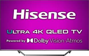Hisense U7QF Series 164 cm (65 inch) QLED Ultra HD (4K) Smart Android TV Full Array Dolby Vision & ATM...