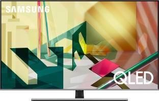SAMSUNG 165 cm (65 inch) QLED Ultra HD (4K) Smart TV