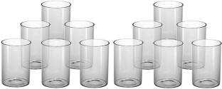 BOROSIL (Pack of 12) 17016 Glass Set