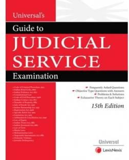 Universal's--Guide to Judicial Service Examination