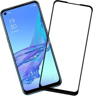 Knotyy Edge To Edge Tempered Glass for Poco M3 Pro 5G, Oppo A33, Oppo A53, Oppo A54