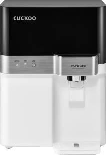 CUCKOO Platina 7.5 L RO + UV Water Purifier with Alkaline Water