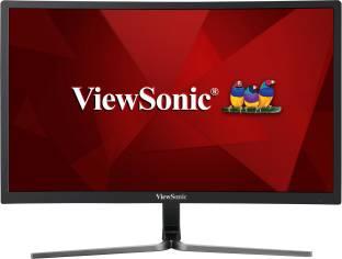 VIEWSONIC 24 inch Curved Full HD LED Backlit VA Panel Gaming Monitor (VX2458-C-MHD)