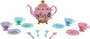 DISNEY PRINCESS Princess Royal Tea Set