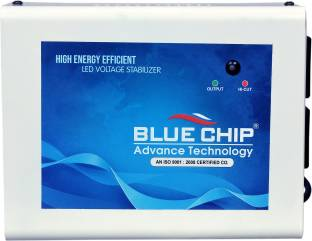 BLUECHIP BL43SmartTV TV Voltage Stabilizer for LED TV/Smart TV Up to 43 Inches , Set Top Box