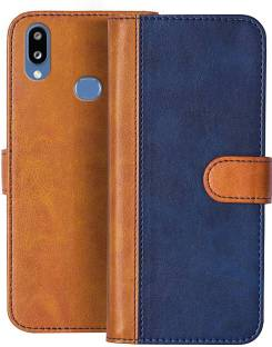 Knotyy Flip Cover for Samsung Galaxy M01s