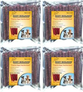 BODY BUILDING Dog Food 450g Mutton Flavor Chew Stick Treat the Dogs, Feed the Good Mutton 1.8 kg (4x0....