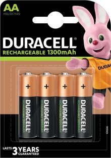 DURACELL Plus A A - 4 Pcs - 1300 mAh  Battery